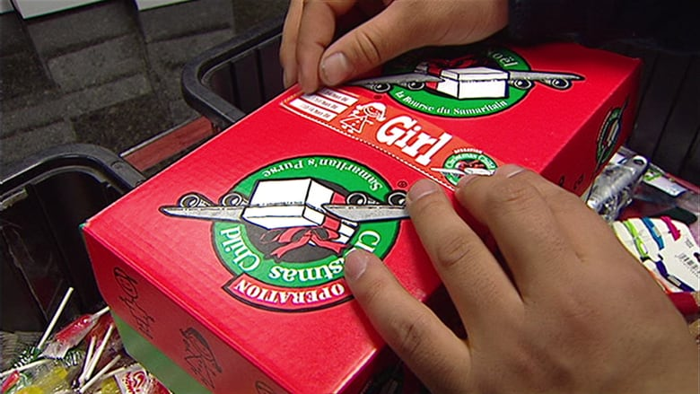 Operation Christmas Child Boxes.N L Schools Stop Participation In Operation Christmas Child