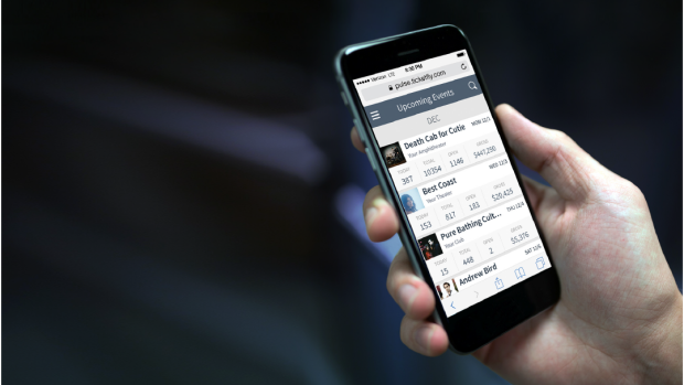 Ticketfly was recently purchased by the music service Pandora for $450 million US.