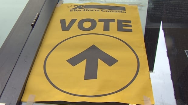 High voter turnout at advance polls led to a number of polling stations running out of ballots, according to Elections Canada.