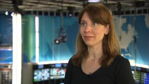 Sarah Dorner, wastewater expert