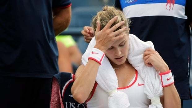 Canadian tennis player Eugenie Bouchard filed a lawsuit against the USTA after suffering a concussion in 2015.