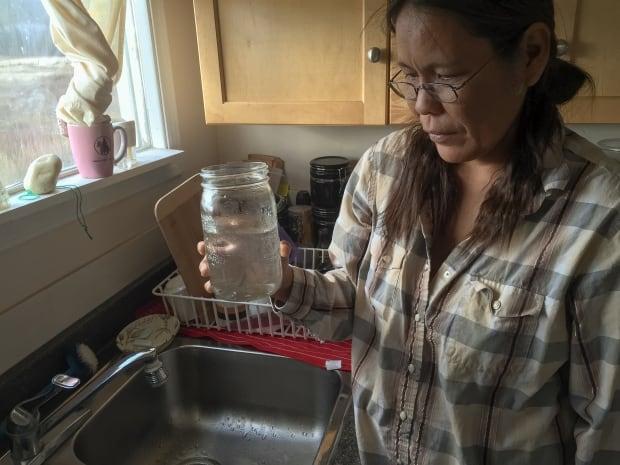 Nazko First Nation water