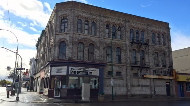 The owner of the Fortune Building says the building has deteriorated so much the only economically viable option is to demolish it.