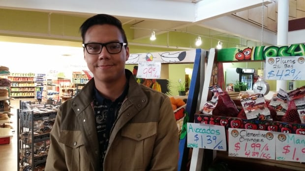 Neechi Commons sales and marketing coordinator Kelly Edwards says the indigenous-owned supermarket is bringing healthy, affordable food - and jobs - to one of Winnipeg's poorest neighbourhoods.