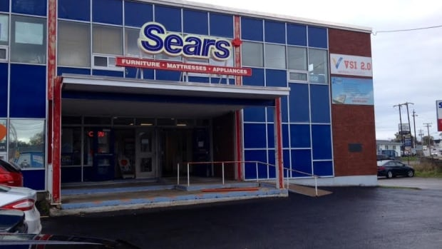 The Sears store in Sydney will close both its appliance and furniture  showroom and its catalogue. Sears to close Sydney store on Oct  25   Nova Scotia   CBC News