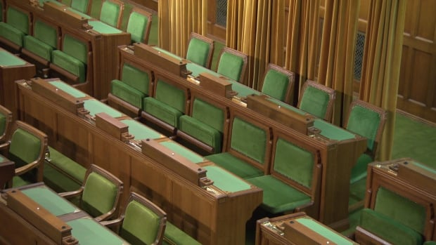 House of Commons theatre seats