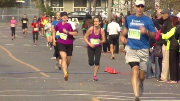 About 3,000 runners are expected to compete in the P.E.I. Marathon on Sunday.