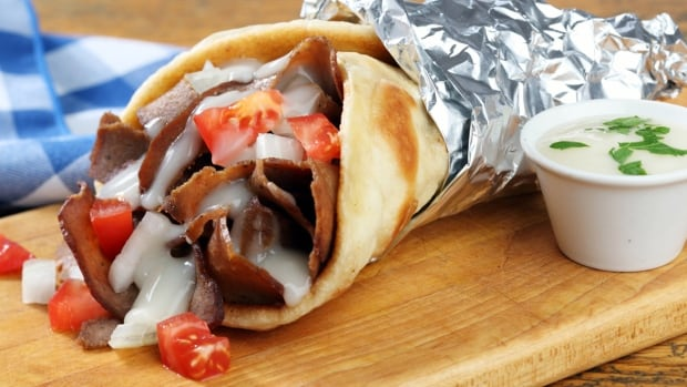 The donair is considered by many to be a Halifax classic.