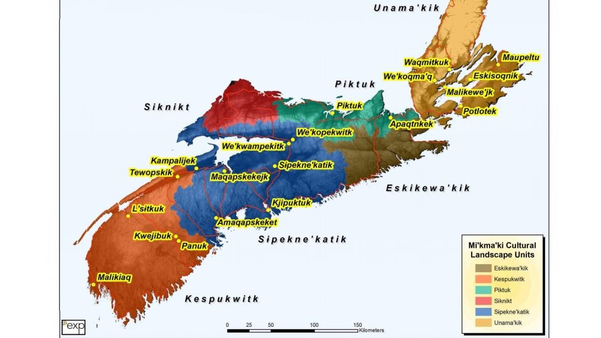 Mikmaq atlas reveals secrets behind Nova Scotia place names