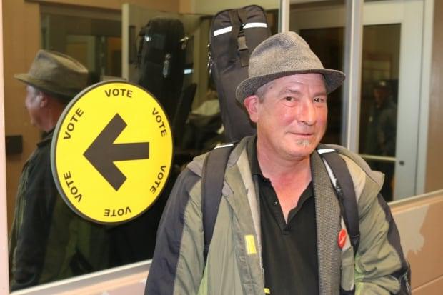 Homeless vote in Calgary