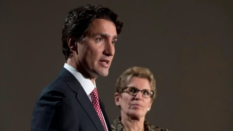 Trudeau Wynne 20150129