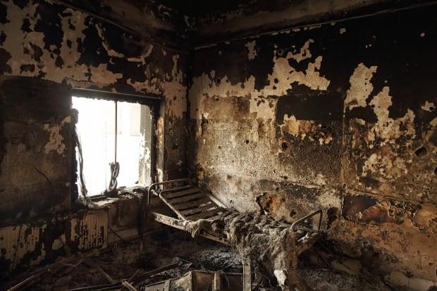 MSF's Kunduz hospital