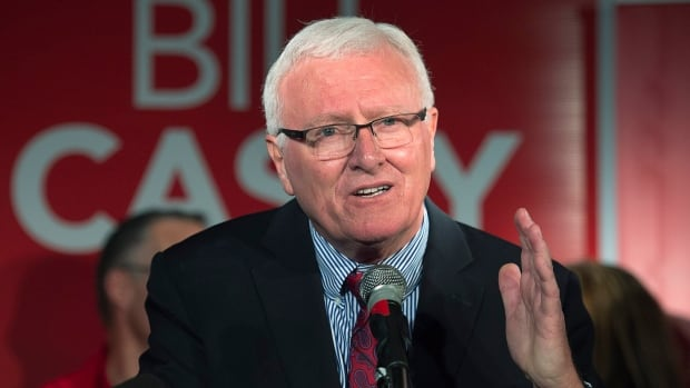 Liberal MP Bill Casey came up with his private members bill after a visit to the Millbrook First Nation cultural centre.