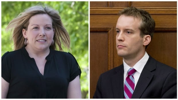 Towards the end of the campaign there was bad blood between campaign manager Jenni Byrne and Stephen Harper's chief of staff, Ray Novak, who is the person Harper trusts the most.