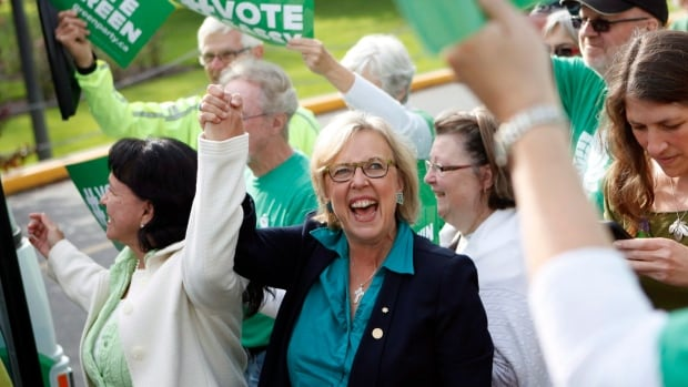Proportional representation could be a significant boost to Elizabeth May's Greens.
