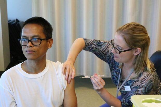 Flu immunization
