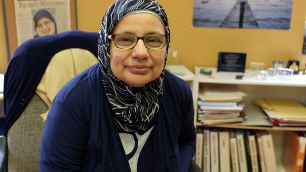 Shahina Siddiqui, executive director of the Islamic Social Services Association, is crafting a letter to school divisions and teachers, asking them to talk to their students about racism as part of their regular lessons.