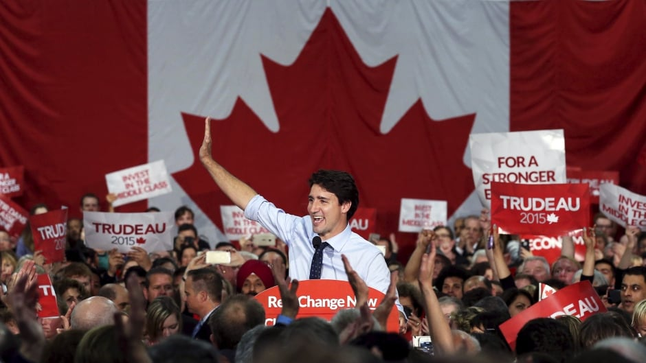 Justin Trudeau says he won Monday's federal election because Canadians voted against divisive politics ... and that we want to return to our multicultural values. There's a long road ahead for Mr. Trudeau to walk in order to live up to those ideals.