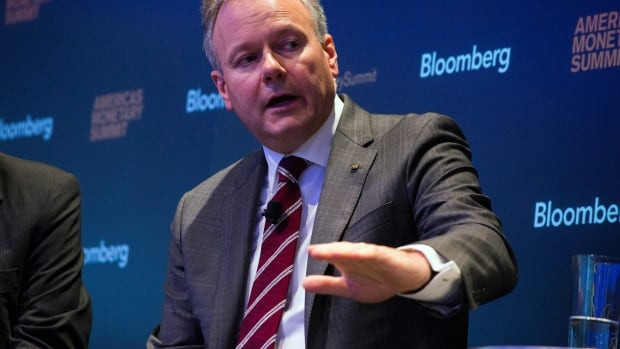 The Bank of Canada has cut its benchmark interest rate twice this year under the governorship of Stephen Poloz.