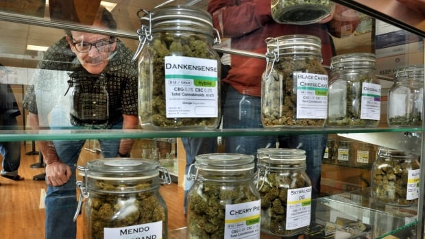 The province is asking the public whether marijuana should be sold by private business or publicly through government.