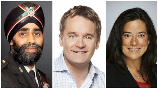 Among the newly elected Liberal MPs are Harjit Sajjan, the first Sikh to command a regiment of the Canadian Army, Seamus O'Regan, a well-known former CTV broadcaster and Jody Wilson-Raybould, a former regional chief of the Assembly of First Nations.