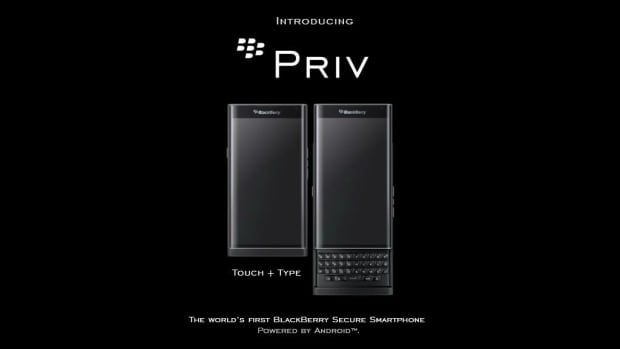 The BlackBerry PRIV is expected to cost $400 on contract, and $950 to buy outright.