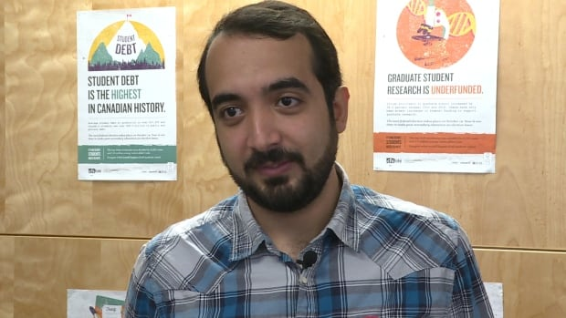 Amr ElKhashab, president of the Dalhousie International Students Association, says it's time people openly talked about racism in the province.