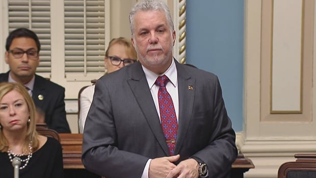 'There is no tolerance in our society for any act of oppression of any kind,' said Quebec Premier Philippe Couillard after Radio-Canada's Enquête program released a story about aboriginal women alleging abuse at the hands of police.