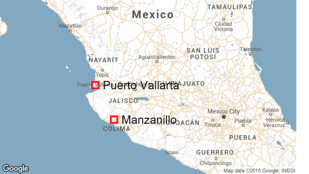 Hurricane Patricia now Category 5 storm as it nears Mexicos