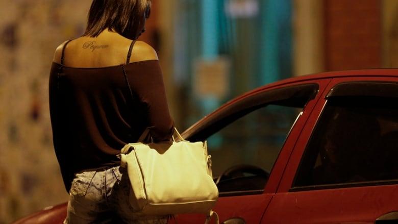 Sex trade in nb canada