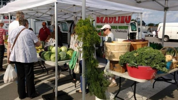 Chelmsford-based Beaulieu Farms is one of three or four farmers from the Sudbury area who participate in the seasonal farmers' market. Potential and previous vendors are invited to an open house at Tom Davies Square in Boardroom C-10 on Wednesday, December 14, between 5:30 p.m. and 7:30 p.m., to receive information and ask questions about the upcoming 2017 Market season.