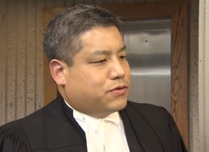 Defence lawyer Eugene Tan