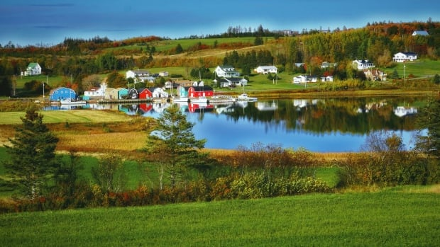 Rural incomes are climbing relative to the P.E.I. average.