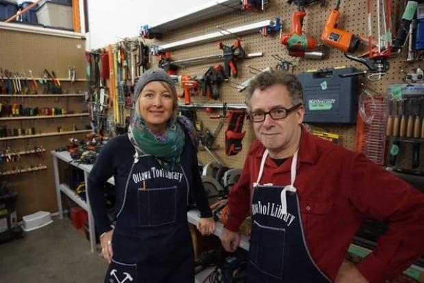 Bettina Vollmerhausen Jim Potter ottawa tool library