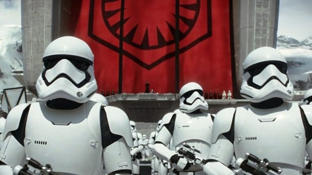 U.S. Netflix subscribers may feel a bit jealous of Canadians for a change when the hotly-anticipated new Star Wars film goes from theatres to streaming.