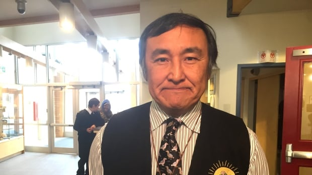 'There has been an increased risk, vandalism, and break-ins in health centres across Nunavut,' said Health Minister Paul Okalik. He's calling for increased security in 10 health centres.