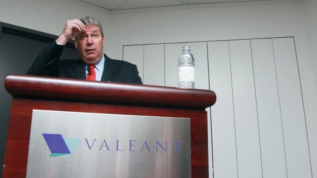 Former Valeant CEO J. Michael Pearson will testify at a Congressional hearing on drug prices at the end of April.