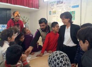 Syria Canada UN