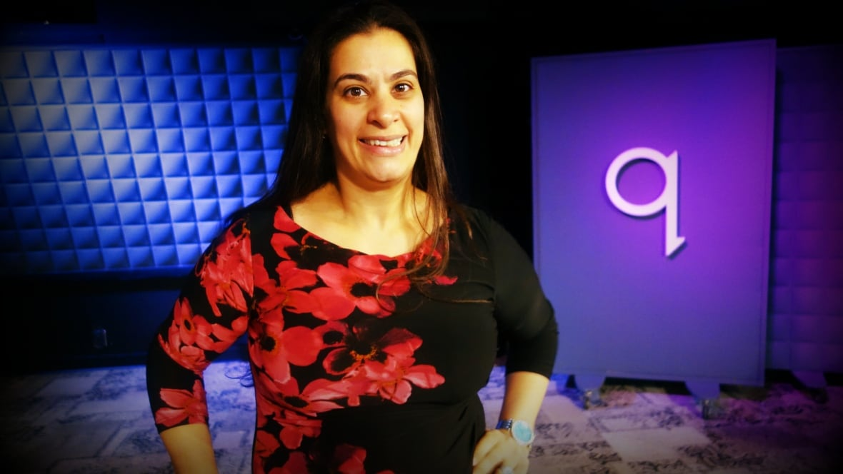 Maysoon Zayid doesn't aim to inspire you - Home | q | CBC ...