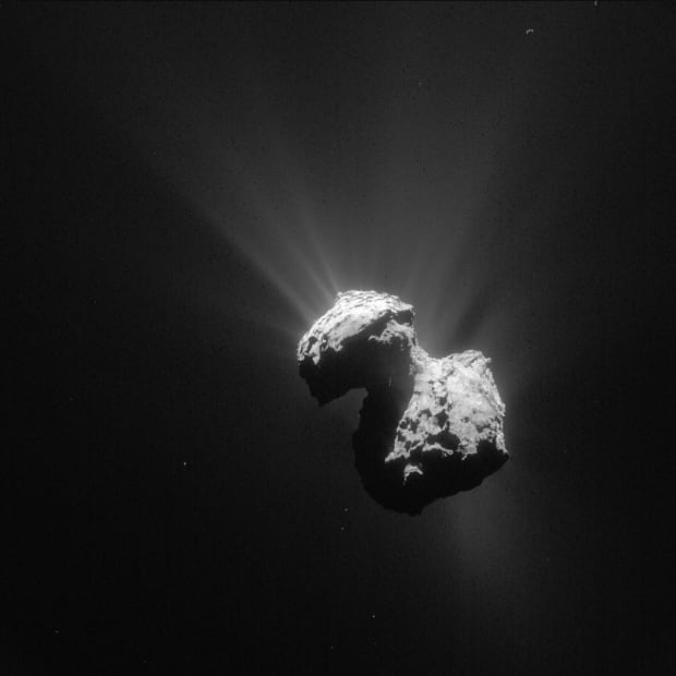Comet 67P/Churyumov/Gerasimenko