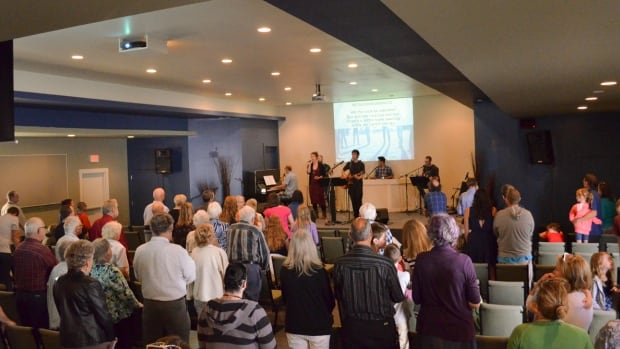 The Neighbourhood church in Nanaimo, which has an average weekly attendance of 160, is sponsoring a refugee family from Eritrea.