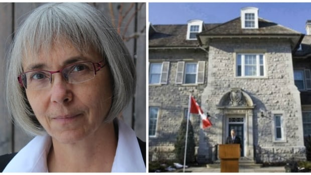 Diane Beckett, interim executive director of the Sierra Club Canada Foundation, wants to turn 24 Sussex Drive into a truly net zero-energy house.