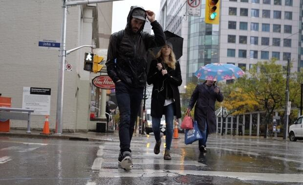 Pedestrian safety Toronto