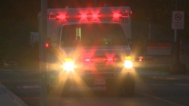 Ambulance file photo CBC