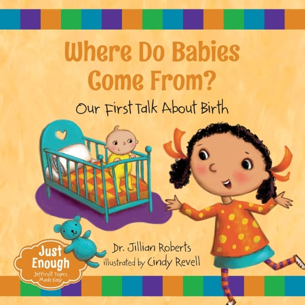 Where Do Babies Come From book cover