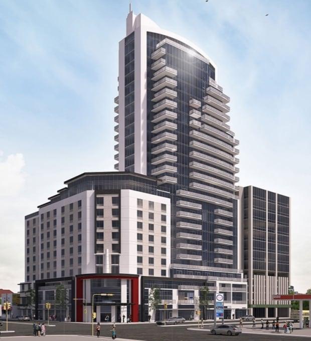 Capital Pointe development