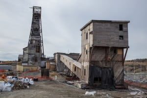 Giant Mine deconstruction Sept 23