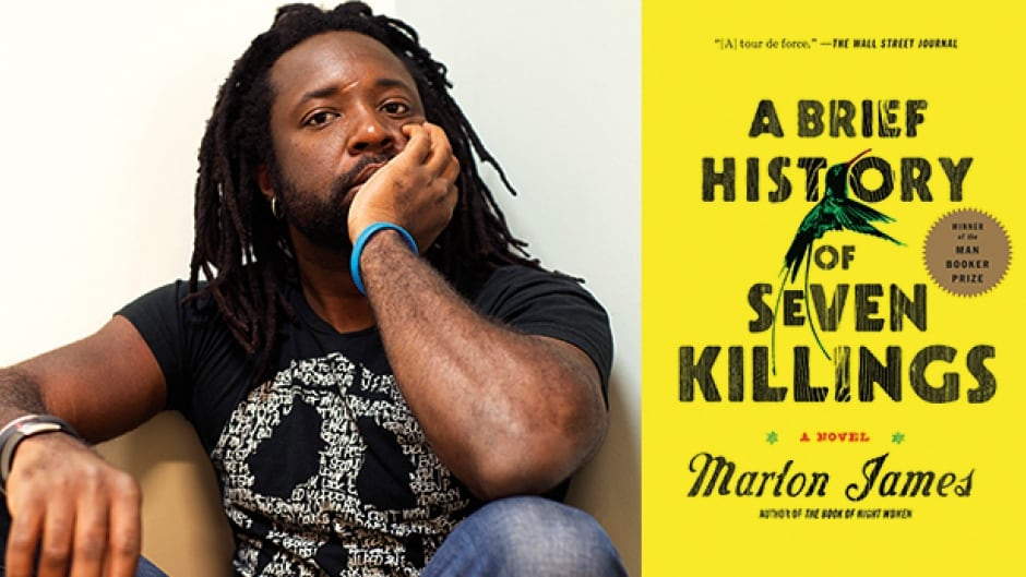 Marlon James was the first Jamaican born writer to be shortlisted for ...