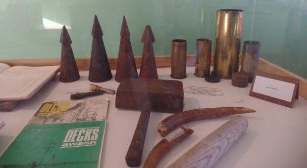 Whaling artifacts