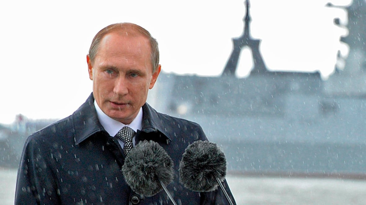 How NATO is falling behind the Russian bear in the Arctic